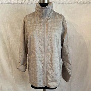 MYCRA PAC ONE reversible jacket w hood sz 0